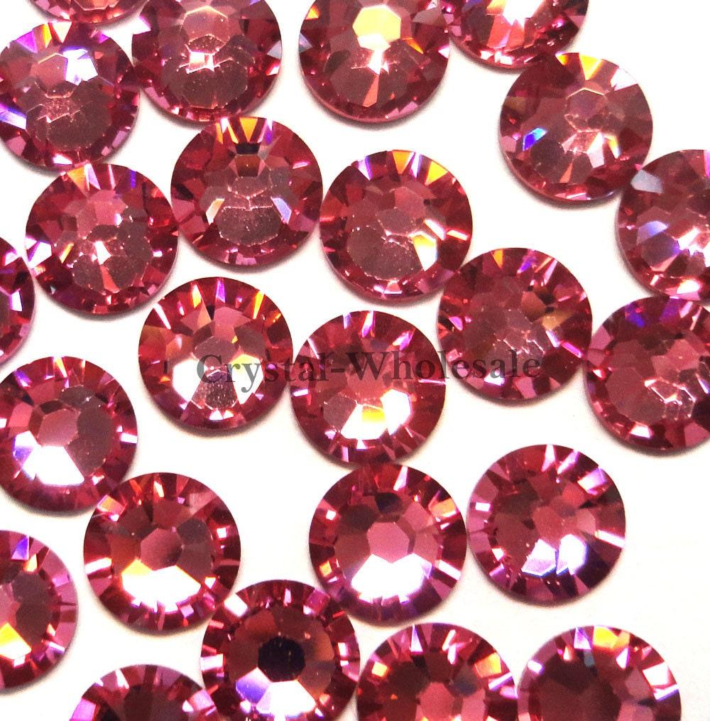 Rose 209 Swarovski 2058 Xilion  New 2088 Xirius 16ss Crystal  55405ee18f9c