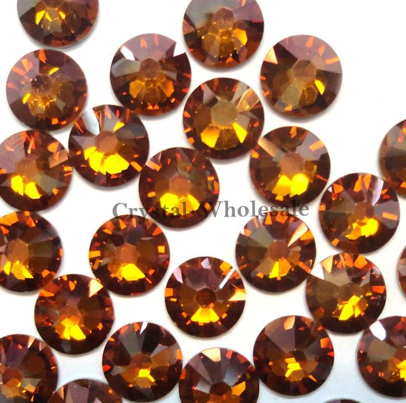Crystal Copper 001 COP Swarovski 2058 Xilion  New 2088  81d3fa661e3a