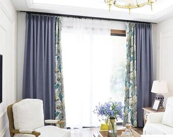 Unique Curtains Etsy