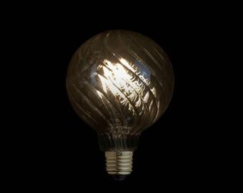 Vintage T45 Radio Edison Light Bulb E26 60W Squirrel Cage Clear Slight Tinted