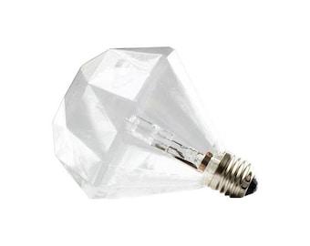 Diamond Light Bulb - E27 diamond bulb - diy lamp set - light bulb - 220V - modern lamp - ampoule bulb - modern lighting - modern home decor