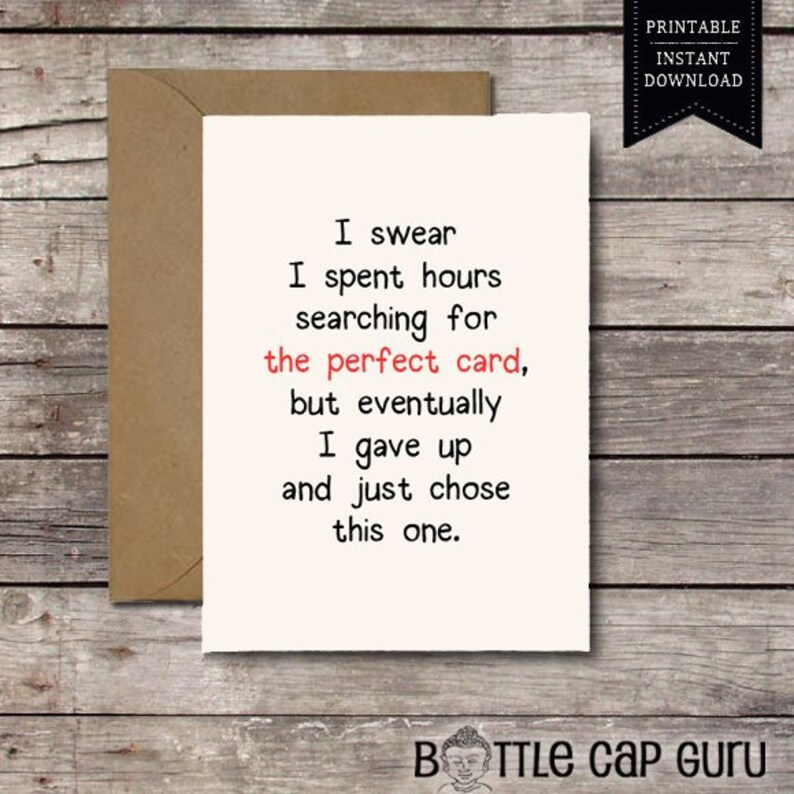 Download THE PERFECT CARD / General Any Occasion Romantic image 0