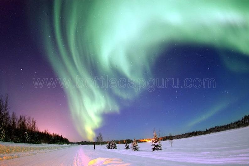 Aurora Borealis 12x8 Digital Photo Download / Printable image 0