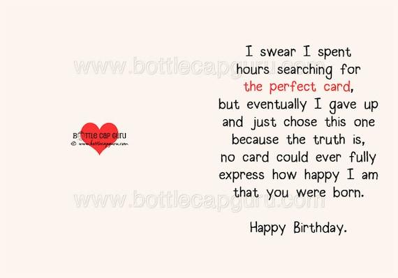Download THE PERFECT CARD Happy Birthday Romantic Birthday