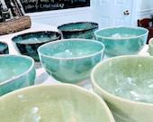 Hand Made Ceramic Soup Bowls