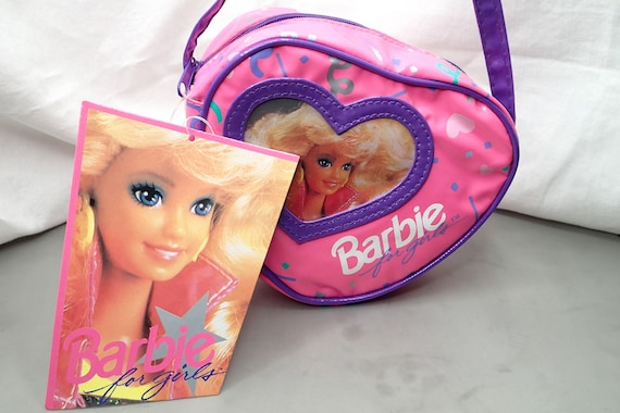 Vintage Barbie Purse, Pyramid Bags, Barbie Bag, To