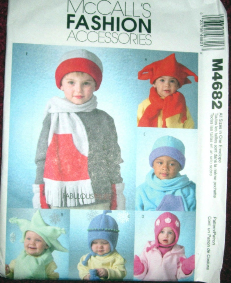 4ac2b34ecd3 Hat Scarf Cap Jester snow hats childrens clothing outfits