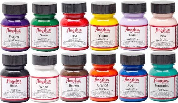 Angelus Acrylic Leather Paint Starter