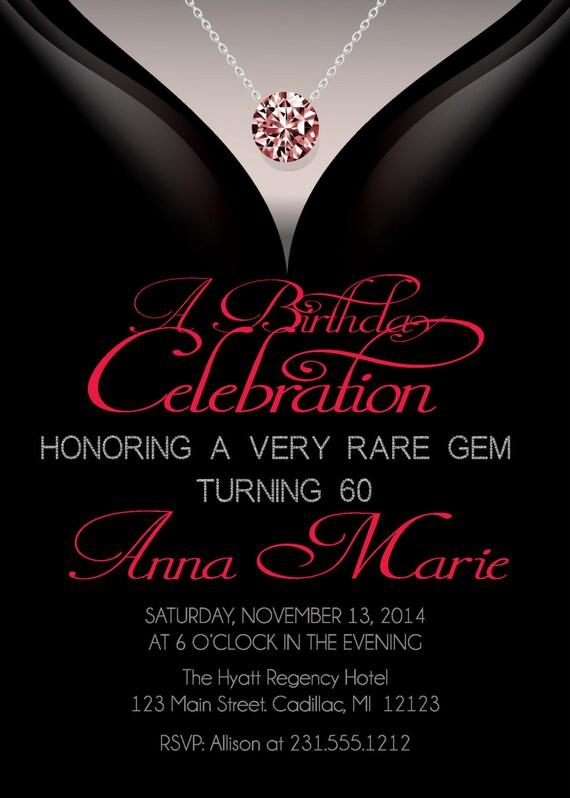 60th birthday invitations adult birthday invitation etsy image 0 filmwisefo