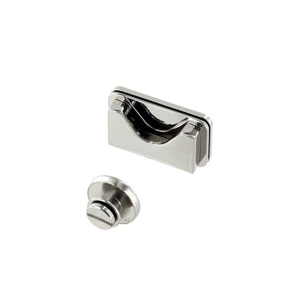 Zinc B7587 Nickel Matte Tuck Lock