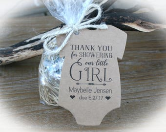 Girl Baby Shower Favors Etsy