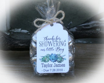 Boy Baby Shower Favors Etsy