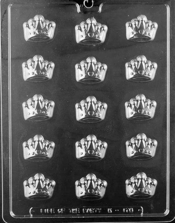LOPB-049 Baby Decorations Chocolate Candy Mold