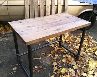 Reclaimed Wood Work Desk