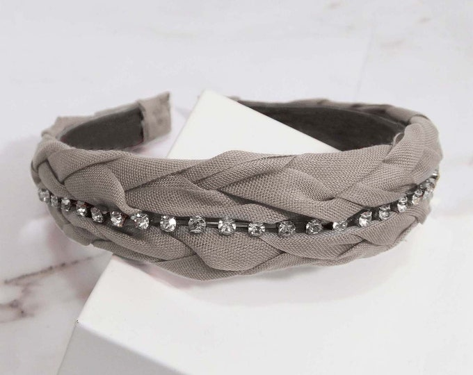 Crystal Rhinestones Headband