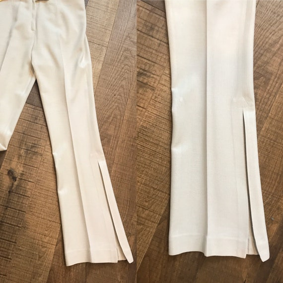 70's High Waist Bell Bottom Pant by Loubella | M/L