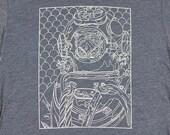 DIVER - Mens T-Shirt - Mi...