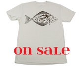 HALIBUT - Mens T-Shirt - ...