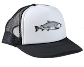 Coho Trucker - Black and ...