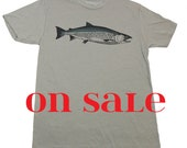 COHO - Grey T-shirt - wat...