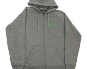 HALIBUT ZIP UP Hoody - He...
