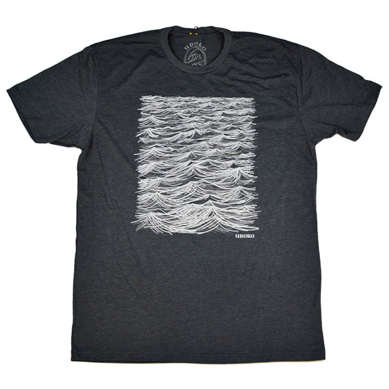 20 KNOTS  Charcoal  T-shirt  Wind  Water    limited  by image 1