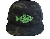 HALIBUT Trucker Hat - Cam...