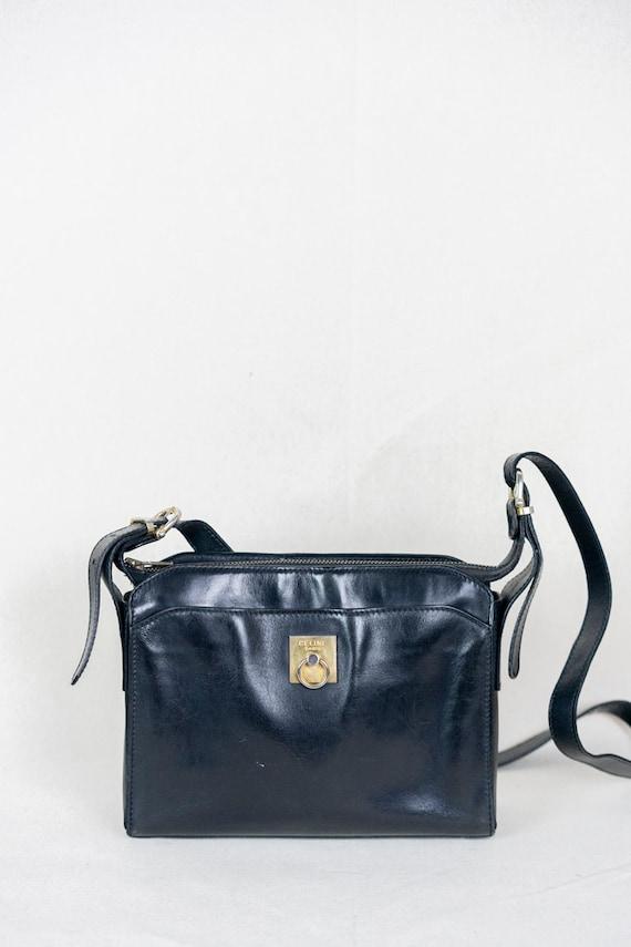 Celine Bag Vintage  1970's