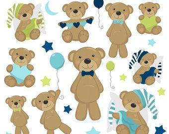 baby bear clipart etsy rh etsy com baby polar bear clipart baby teddy bear clipart