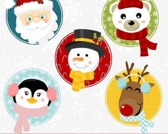 Christmas Clip Art.Christmas Clipart Christmas Clip Art Christmas Mugs Mug Etsy