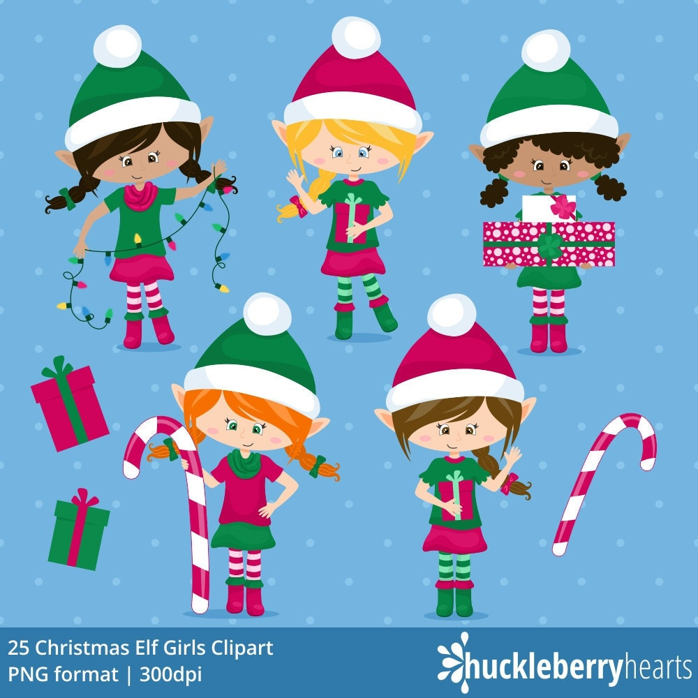 Bluetoes the Christmas Elf