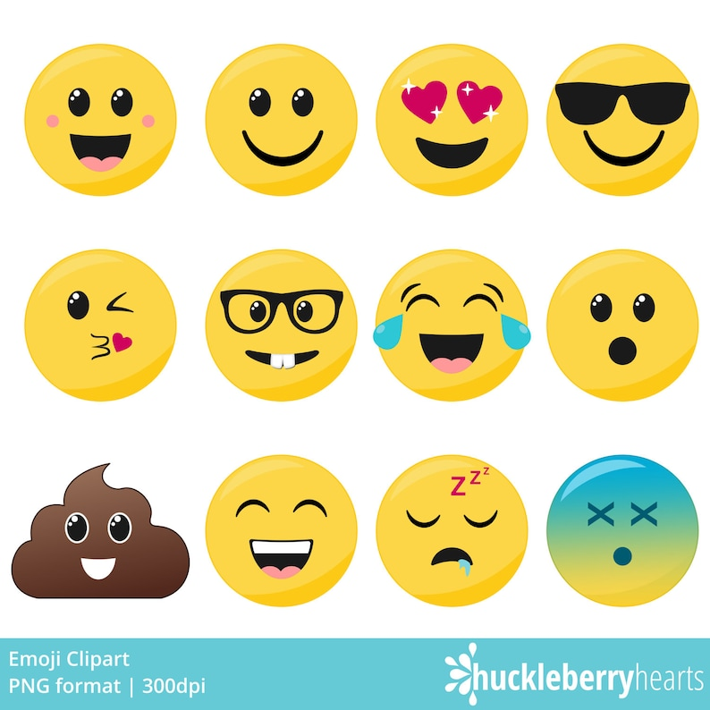photo regarding Printable Emojis Faces named Emoji Clipart, Smiley Confront Clipart, Faces, Printable, Business Employ