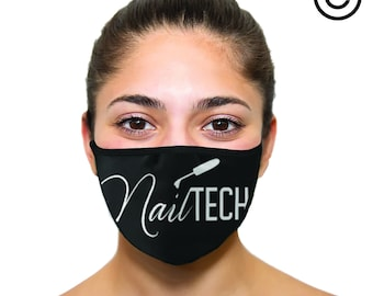 NAIL TECH  Mask - Face mask cover