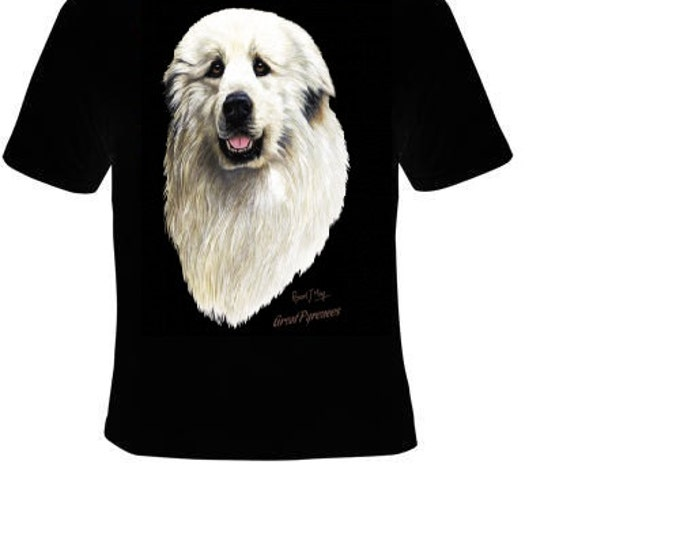 TShirts: GREAT PYRENEES dog Tshirts cool funny t shirt animals pet lover dogs pets