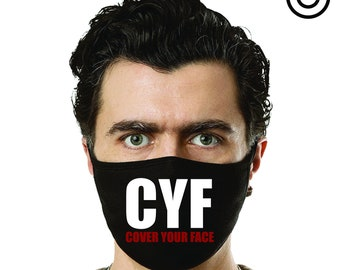 face mask cover your face CYF