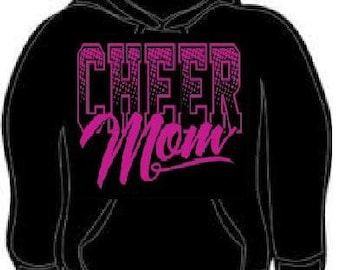 Hoodies: cheer  mom mothers gift mama hoodies sweat shirt unisex adults mother love mother