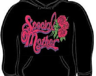 Hoodie special mother mom  mother gift mama hoodies sweat shirt unisex adults