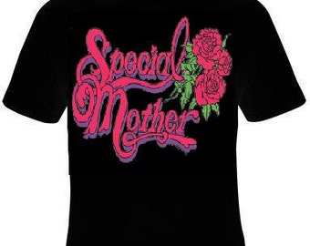 Tshirts special mother  rose T Shirt lovely Tees, Tee T-Shirt design cool mothers day moms specials gifts mama