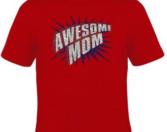 Tshirts: Awesome mom clothes love T Shirts Tees, Tee T-Shirt design cool mother mom gift mama