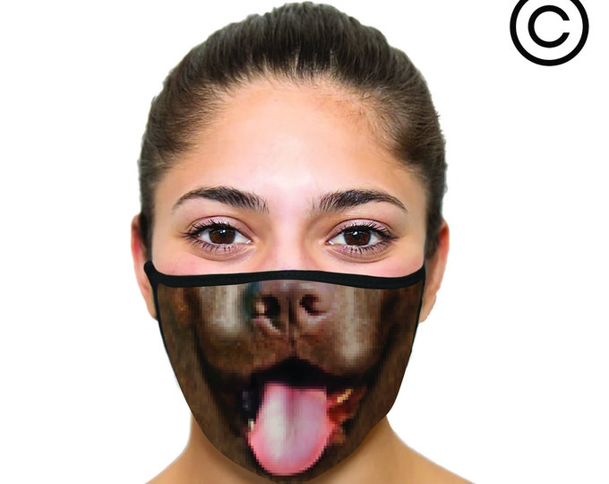 BROWN LAB   face mask