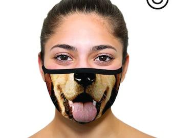 DOG MASK  - Face mask cover