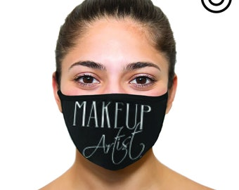 COOL MAKEUP ARTIST Mask - Face mask cover