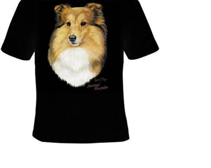 sheep land sheepdog T-shirts tee t shirt pets animals dogs teez
