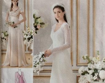 Bridal Dress Pattern Etsy