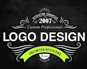 Logo Design Custom,  Logo Design, Custom Logo Design, Vintage logo, Custom logo, Business Logo, Photography Logo, Whimsical Logo, Retro Logo