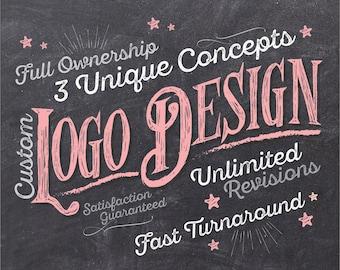 Logo Design, Custom Logo Design, Logo Design Branding, Logo Design Boutique, Logo Designer, Vintage logo, Custom logo, Photography Logo