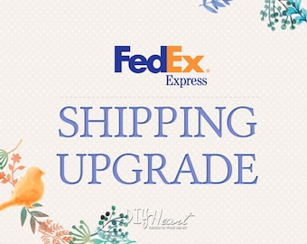 Shipping Upgrade (FEDEX) Unavailable for Russia and PO BOX