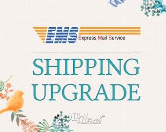 Shipping Upgrade (EMS)
