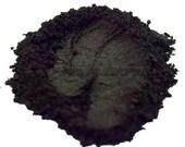 ON SALE Venom Black KolorEFX Blackest Mica Powder Pigment