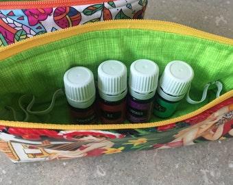 Travel Bag for Essential Oils/Cosmetic Bag